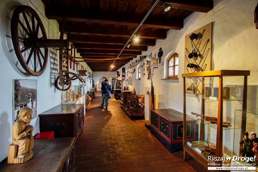 Wystawy historyczne na Zamku w Kwidzynie