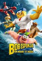 Bob Esponja Un Heroe Fuera del Agua