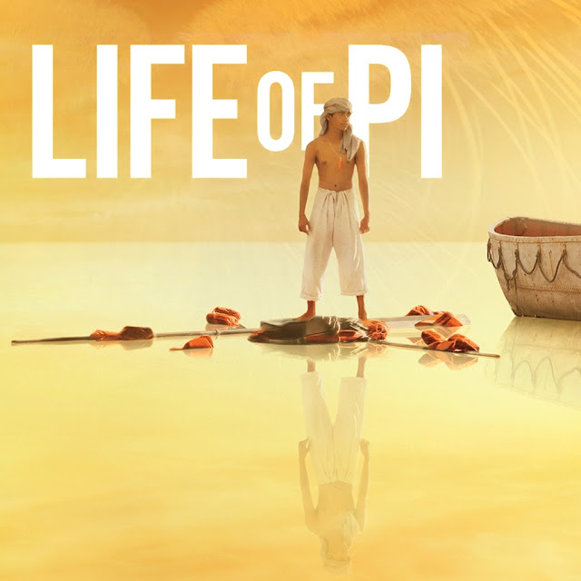 Life of Pi iPad wallpaper