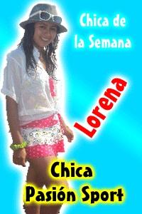 Chica Pasión Sport