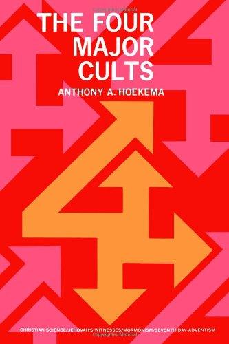 Книга Энтини Хоукема Четыре основные культа