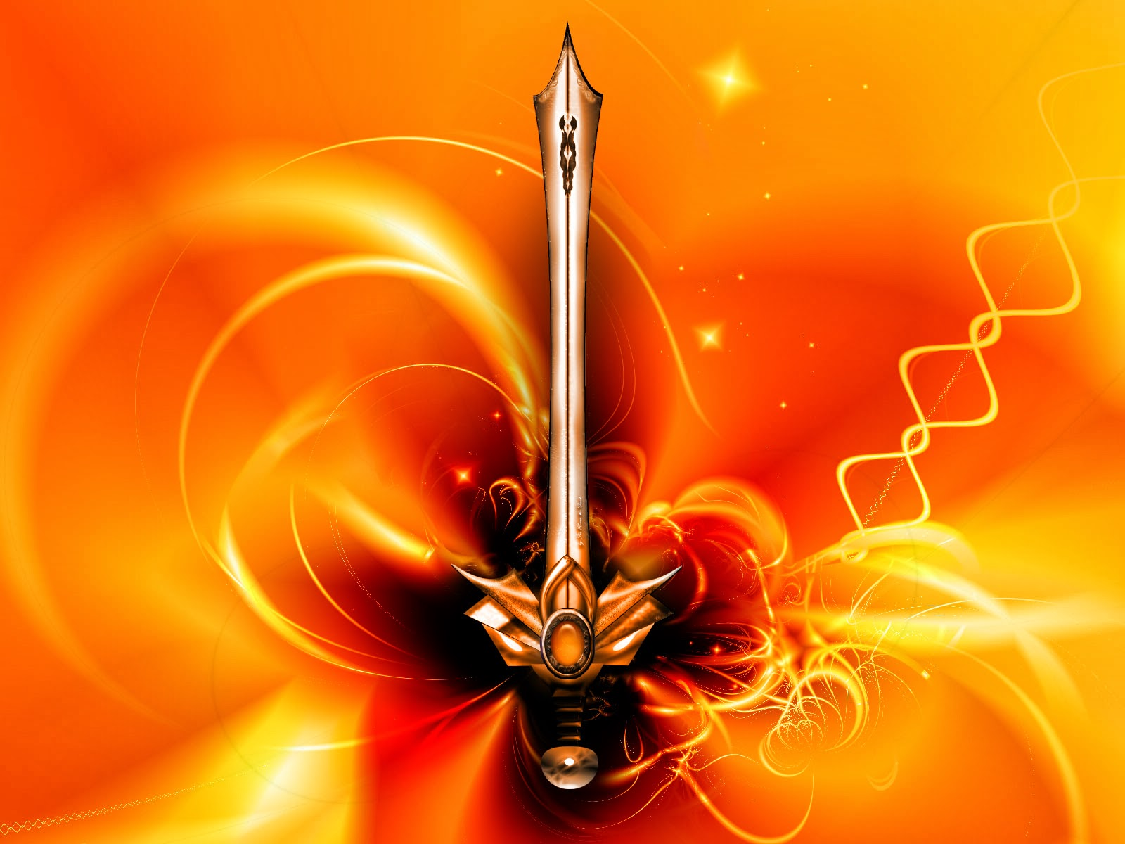 The Start Of Armageddon A Sword