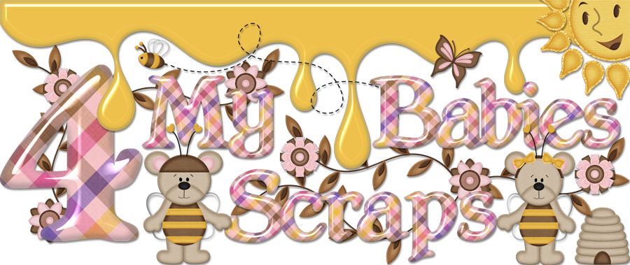 4 My Babies Scraps