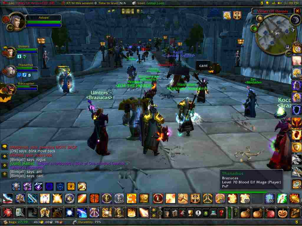World of Warcraft system requirements: minimum and recommended 76