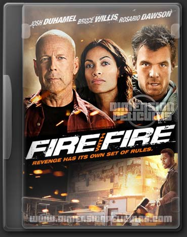 Fire with Fire (DVDRip Ingles Subtitulado) (2012)