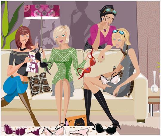 mode au bric brac charlott 39 lingerie pour moi pour vous pour nous. Black Bedroom Furniture Sets. Home Design Ideas