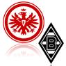 Eintracht Frankfurt - Mönchengladbach