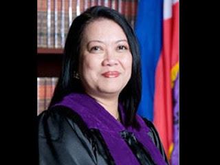 Lourdes Sereno new CJ