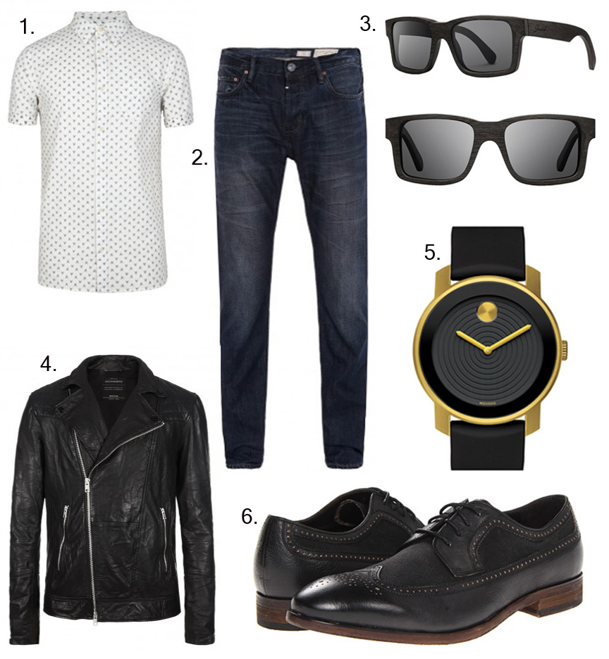 all saints, all saints leather jacket, john varvatos, all saints ootd, ootd, mens fashion, mens style, nordstrom savy
