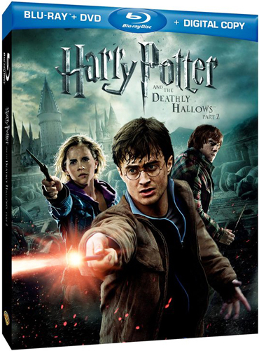 Harry Potter Las Reliquias De la Muerte 2 [BluRay 720p] [Dual Castellano-Latino-Ingles][x264]