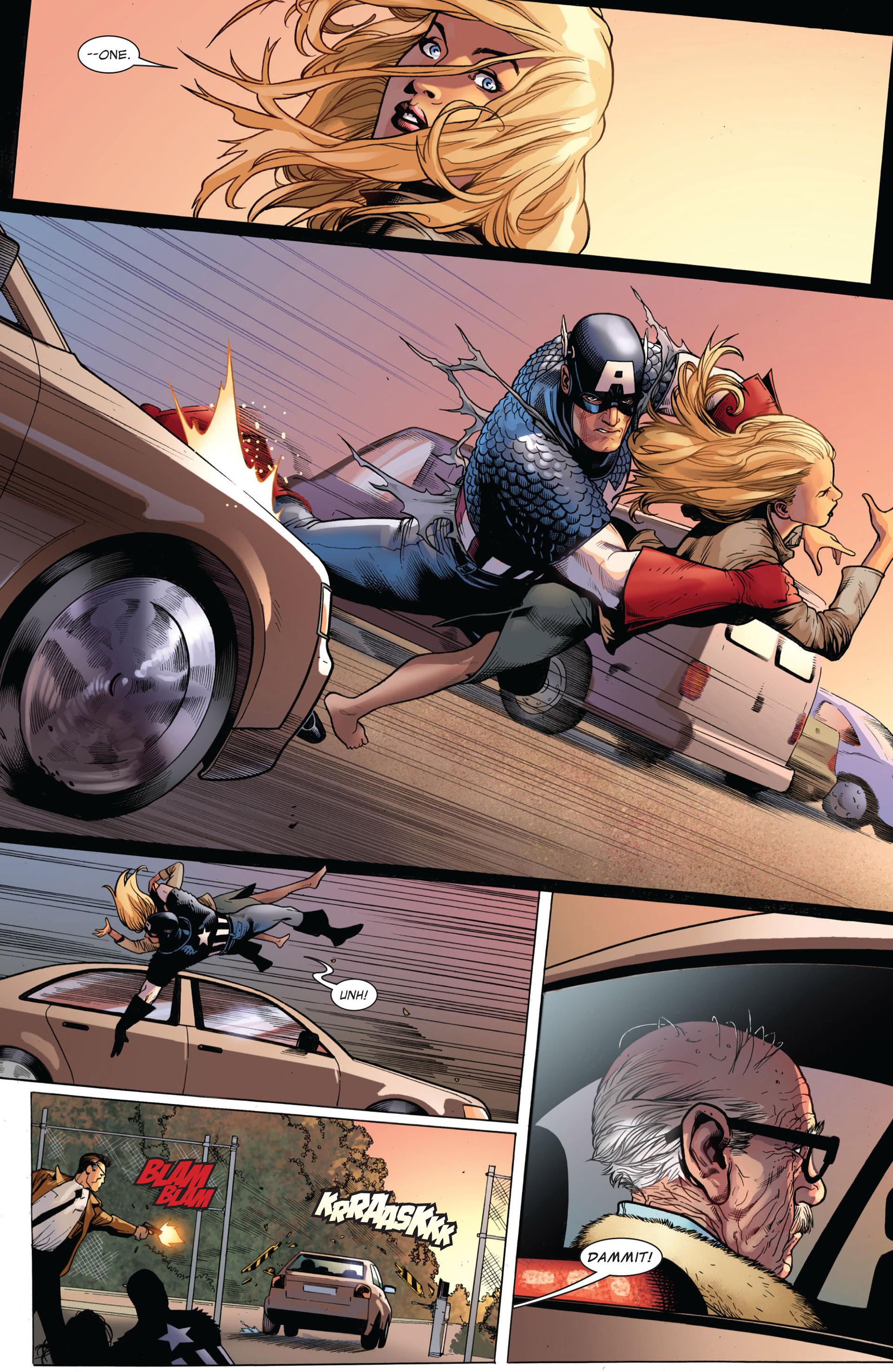 Captain America (2011) Issue #1 #1 - English 22