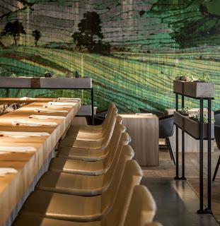 Restaurante Kisu, Tel Aviv, Studio Yaron Tal