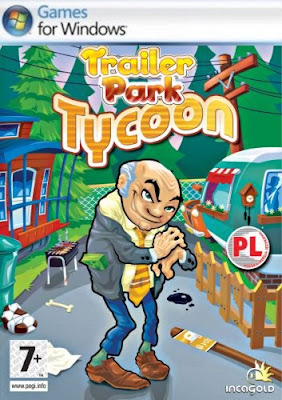 Trailer Park Tycoon PC Cover