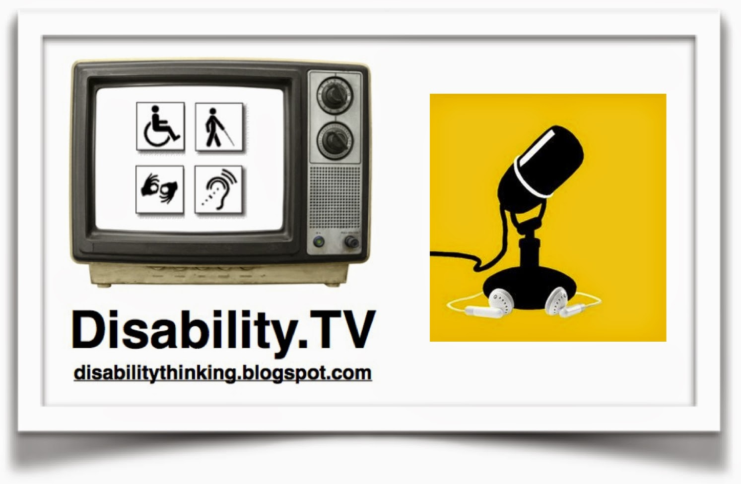 Disability.TV disability thinking.blogspot.com