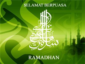 Selamat menjalankan ibadah Puasa Ramadhan 1432H