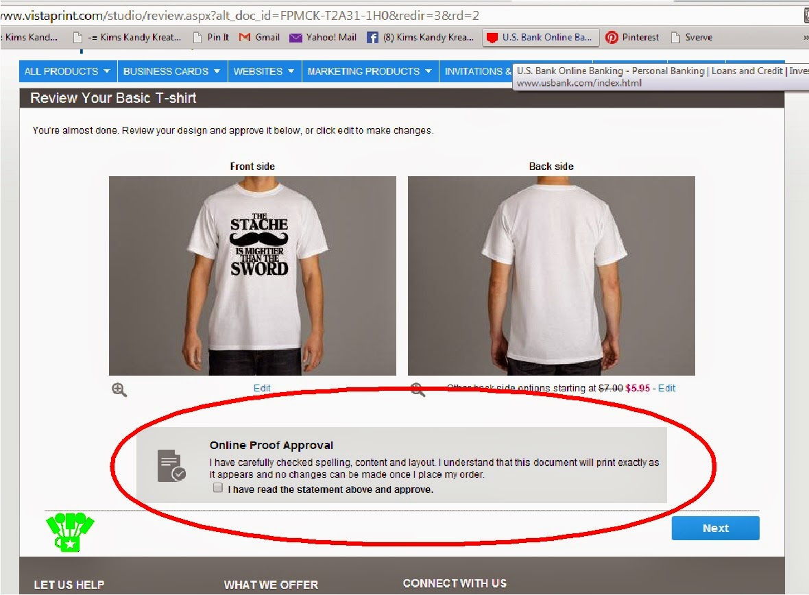 Design t shirt vistaprint - When You Are All Ready Vistaprint Will Show You What Your Shirt Will Look Like And You Need To Carefully Check The Spelling And Layout