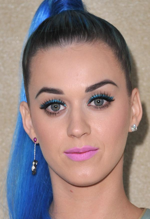 makeup, maquilhagem, katty perry
