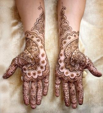 Arabic-Mehndi
