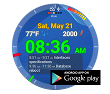 Android App of the Week - Ultrawatch