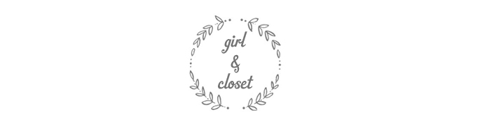Girl and Closet