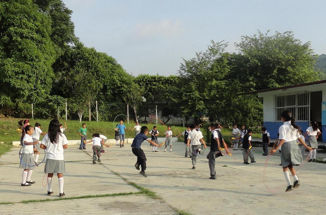 Mi escuelita multigrado: Juegos infantiles