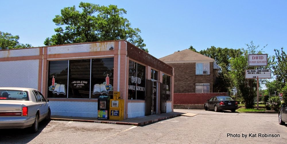Soul Shine: David Family Kitchen in Little Rock. | Tie Dye Travels ...