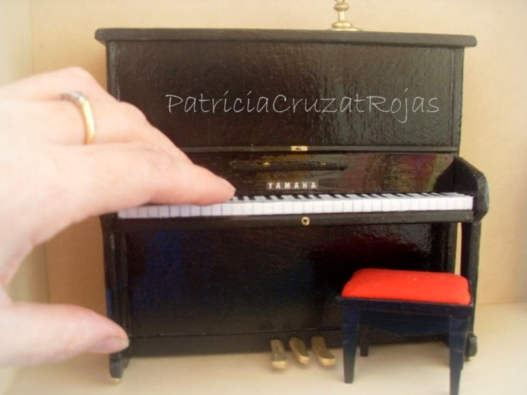 Piano en Miniatura