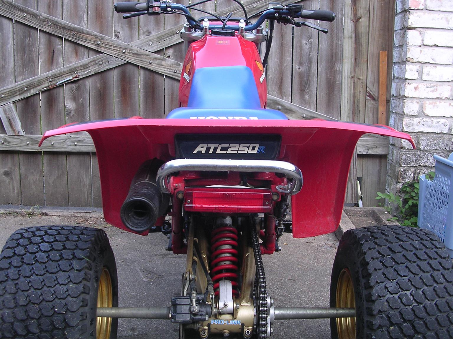 1983 Honda Atc 250 R Images   Fast Bikes