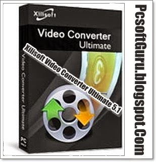 Xilisoft Video Converter Ultimate 5.1 Free
