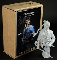"Construction review: ""Shinsengumi Wolves of Mibu 1864"" from MJ Miniatures/ DG Art Work"