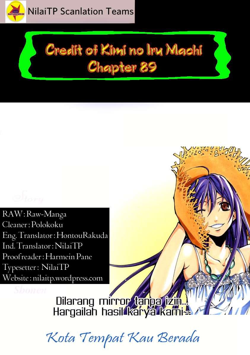 Kimi No Iru Machi page 19
