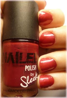 Nailed Polish By Sleek