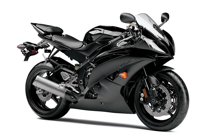 2011 Yamaha Street Sport YZF-R6