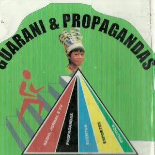 UMA PRODUÇÃO  GUARANI  PUBLICIDADES  &  CLASSIFICADOS