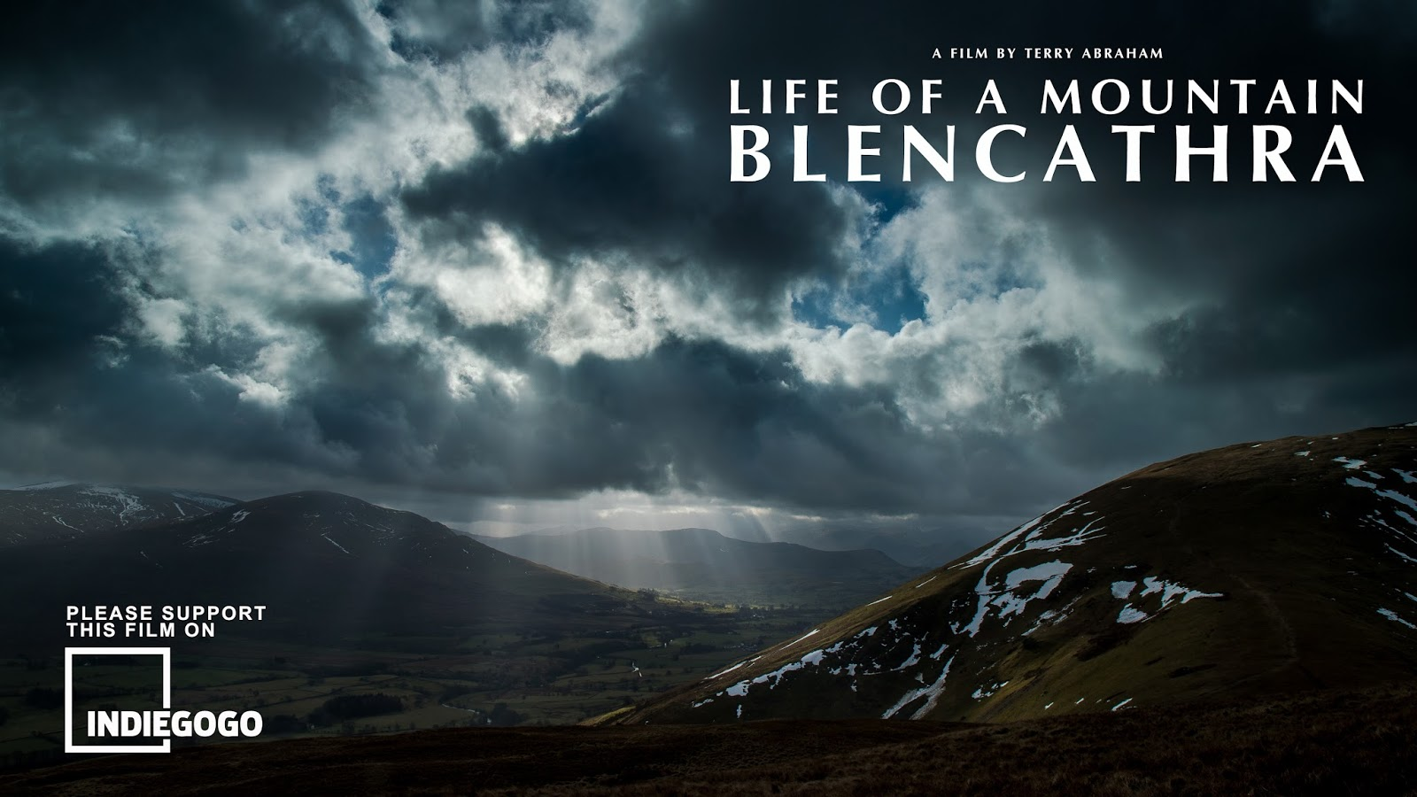 life of a mountain blencathra