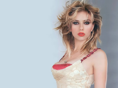 Scarlett Johansson GLAM WALLPAPER