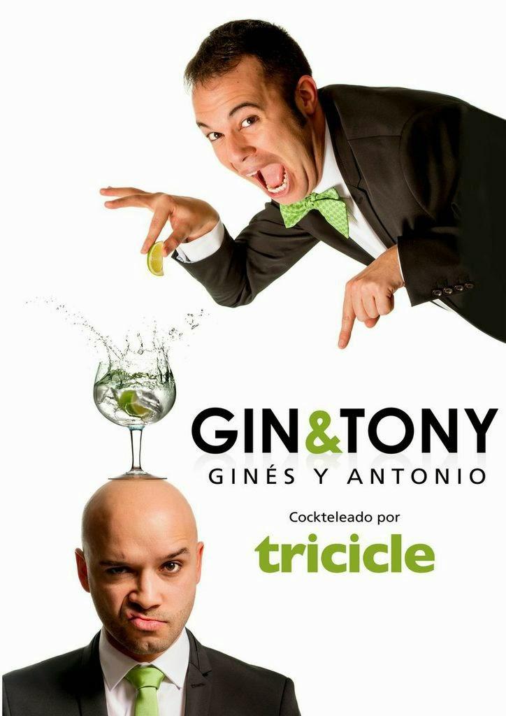 GIN & TONY [TEATRO] Divertida comedia musical.