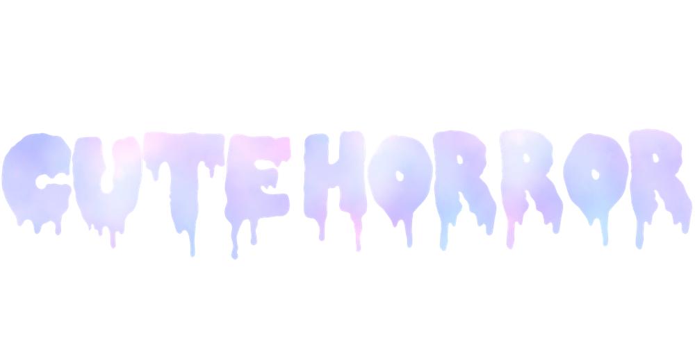 ☽ CUTE HORROR ☾