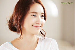 SNSD YoonA 윤아 Innisfree Wallpaper 2