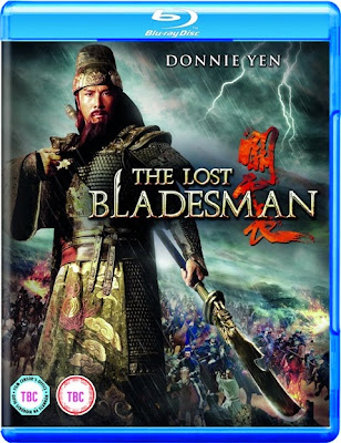 The Lost Bladesman 2011 BRRip Hindi