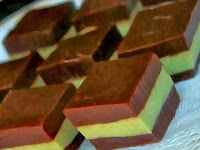 Chocolate Mint Candy (Fudge)