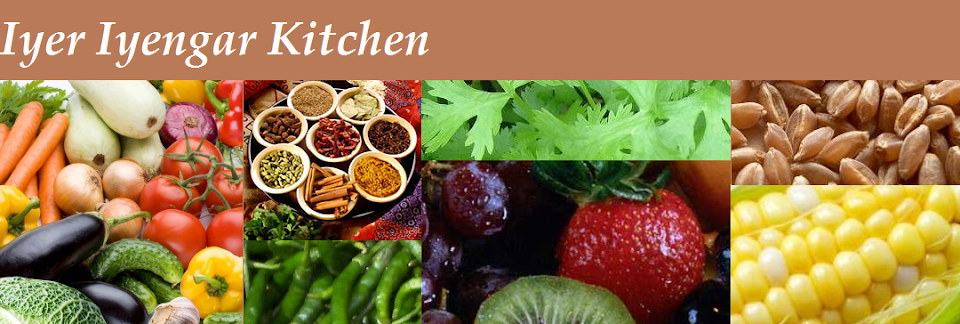 Iyer Iyengar Kitchen