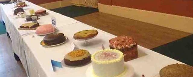 Clandestine Cake Club Bolton