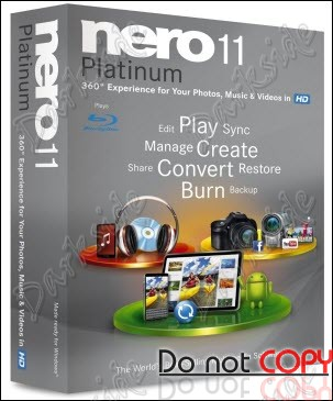 Nero Multimedia Suite Platinum v11.0.15500 (Multi/Español - Full)