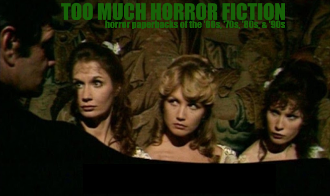 Too Much Horror Fiction
