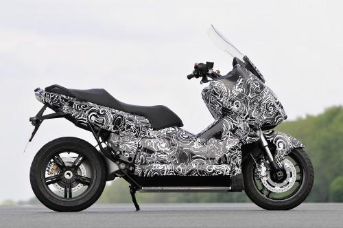 BMW Unveils E-Scooter Concept Picture Image