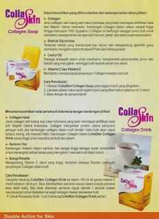 Collaskin Nasa - Produk Pemutih Kulit