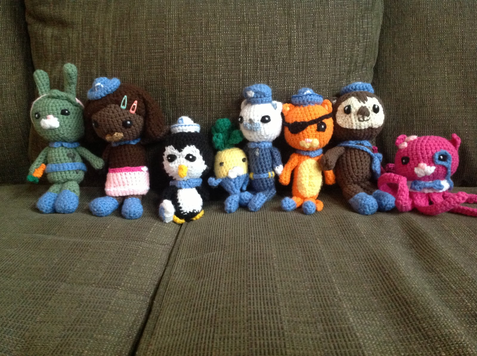 Roonie Ranching: Erin\'s past projects