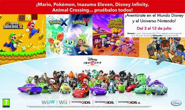 Thader Disney Nintendo