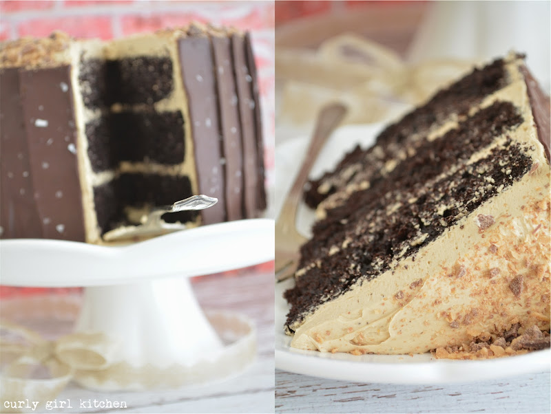 how to make chocolate shards for cake